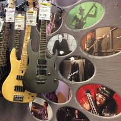 Photo taken at Guitar Center by Piño M. on 2/17/2014