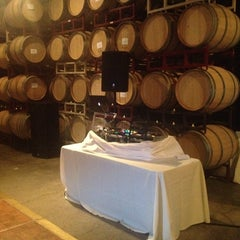 Photo taken at Crooked Vine/Stony Ridge Winery by Diego G. on 6/2/2014