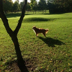 Photo taken at Hanwell Bunny Park by Helen M. on 10/23/2013