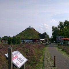 Photo taken at Bezoekerscentrum Dwingelderveld by Richard v. on 8/29/2013