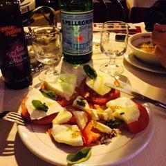 Photo taken at Ristorante Pizzeria Bibo Bar by Evgeniya K. on 5/16/2015