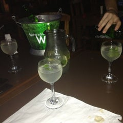 Photo taken at Santillana Lounge Bar by Guilherme B. on 5/16/2013