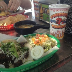 Photo taken at Torchy's Tacos by Amanda B. on 3/17/2013