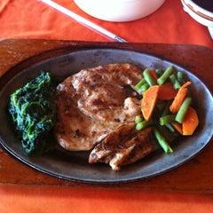Photo taken at El Ganadero - Steak House by Humberto J. on 1/2/2013