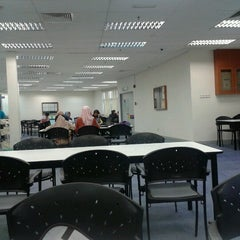 Photo taken at UMS Library by Suziana P. on 10/2/2012