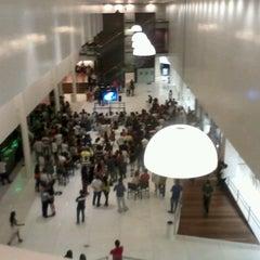 Photo taken at Teatro Riachuelo by Thaila G. on 10/20/2012