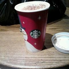 Photo taken at Starbucks by Armania M. on 11/24/2012
