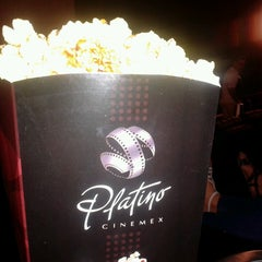 Photo taken at Cinemex by Hannah A. on 7/13/2013