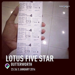 Photo taken at Lotus Five Star Cinemas (LFS) by Mc ARoy V. on 1/3/2014