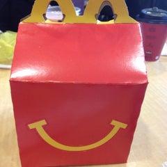 Photo taken at McDonald's by Julia Z. on 12/2/2012