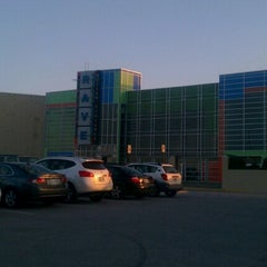 Photo taken at Carmike East Ridge 18 by Tahnie S. on 10/9/2012