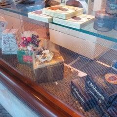 Photo taken at Caffè Grosmi by Luca Giantin on 12/6/2013