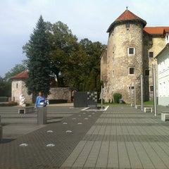 Photo taken at Hotel Frankopan by Saša Š. on 9/29/2012