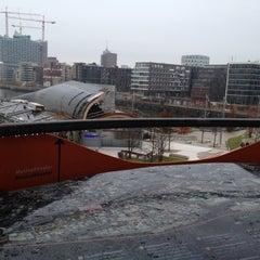 Photo taken at View Point Hamburg by Maik B. on 11/18/2012
