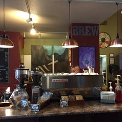 Photo taken at Brew Craft Coffee by Dmytro K. on 5/16/2015