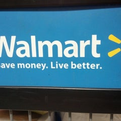 Photo taken at Walmart Supercenter by Christopher A. on 10/6/2012