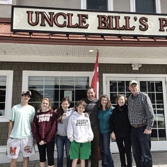 Photo taken at Uncle Bill's Pancake House by Greg R. on 4/19/2014