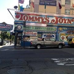 Photo taken at Tommy's Joynt by Angela on 11/10/2012