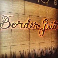 Photo taken at Border Grill by Derek N. on 6/9/2013