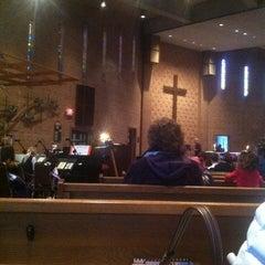 Photo taken at Saint Joseph Church by Jeremy S. on 2/13/2013