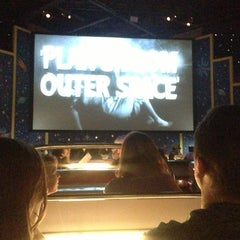 Photo taken at Sci-Fi Dine-In Theater by Alyssa R. on 2/21/2013