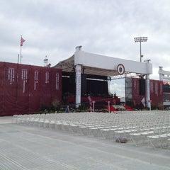 Photo taken at Warren McGuirk Alumni Stadium by Marc S. on 5/10/2013