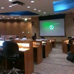 Photo taken at Texas A&M University at Qatar | جامعة تكساس إي أند أم في قطر by Abdurhman I. on 10/4/2012