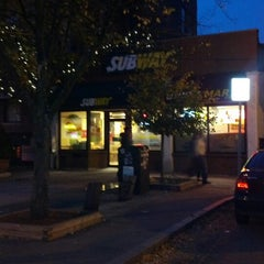 Photo taken at SUBWAY by Mckyle D. on 10/27/2012