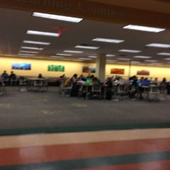 Photo taken at USF Library by Bryan A. on 5/1/2013