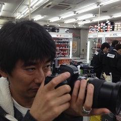 Photo taken at フジヤカメラ 本店 by Jun on 11/24/2014
