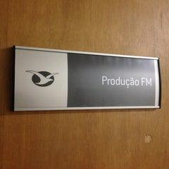 Photo taken at Produção Mirante FM by Nynrod W. on 4/17/2013