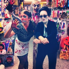 Photo taken at Pyro City Fireworks/ Halloween Store by Jennifer G. on 10/21/2012