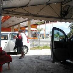Photo taken at BHP Petrol Desa Jaya by bams p. on 12/11/2014