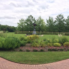Photo taken at Reiman Gardens by K C. on 7/12/2014
