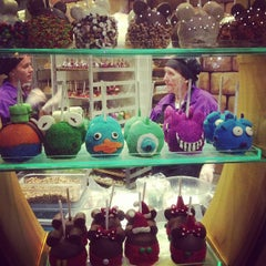 Photo taken at Disney's Candy Cauldron by Anderson L. on 11/8/2012