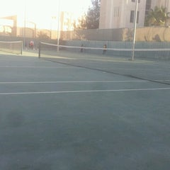 Photo taken at Sports City المدينة الرياضية by Leen on 10/13/2012