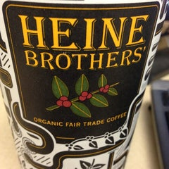 Photo taken at Heine Brothers Coffee by Josiah H. on 12/23/2013