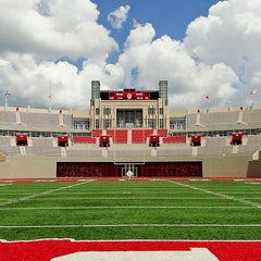 Photo taken at Memorial Stadium by HISTORY on 12/18/2012