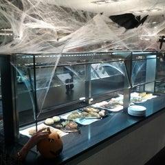 Photo taken at Café de BBVA-TyO (BBVAtech) by jose c. on 10/25/2012