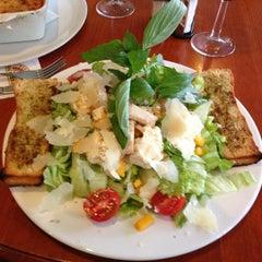 Photo taken at Pizzeria Riccardo by Olga K. on 8/20/2013