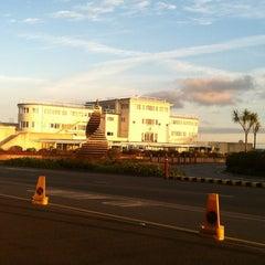 Photo taken at Jersey Airport (JER) by Tamara H. on 9/22/2012