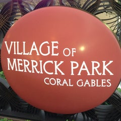 Photo taken at Shops at Merrick Park by Deborah B. on 1/12/2013