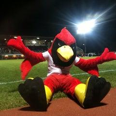 Photo taken at U-M Soccer Complex by Reggie R. on 11/23/2013