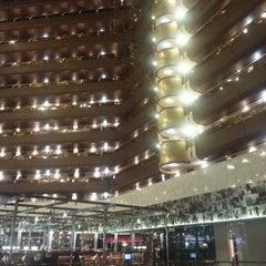Photo taken at Sandton Sun Hotel by Ahmad M. on 12/24/2012
