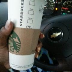 Photo taken at Starbucks by Kat E. on 10/29/2012