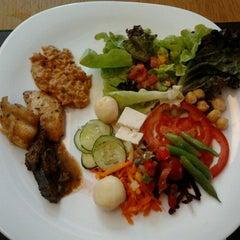 Photo taken at Alegria Gourmet by Bruna T. on 10/1/2012