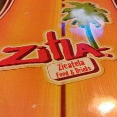 Photo taken at Zitla & Zicatela by Marthiz H. on 9/29/2012