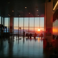 """Photo taken at Aeroporto di Orio al Serio """"Il Caravaggio"""" (BGY) by Marco R. on 2/26/2013"""