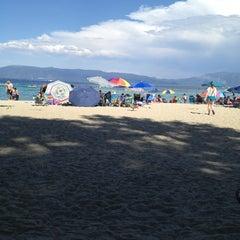 Photo taken at Meeks Bay Resort by Gigi on 7/20/2013