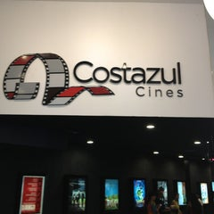 Photo taken at Cines Costazul by Pedro T. on 12/23/2012